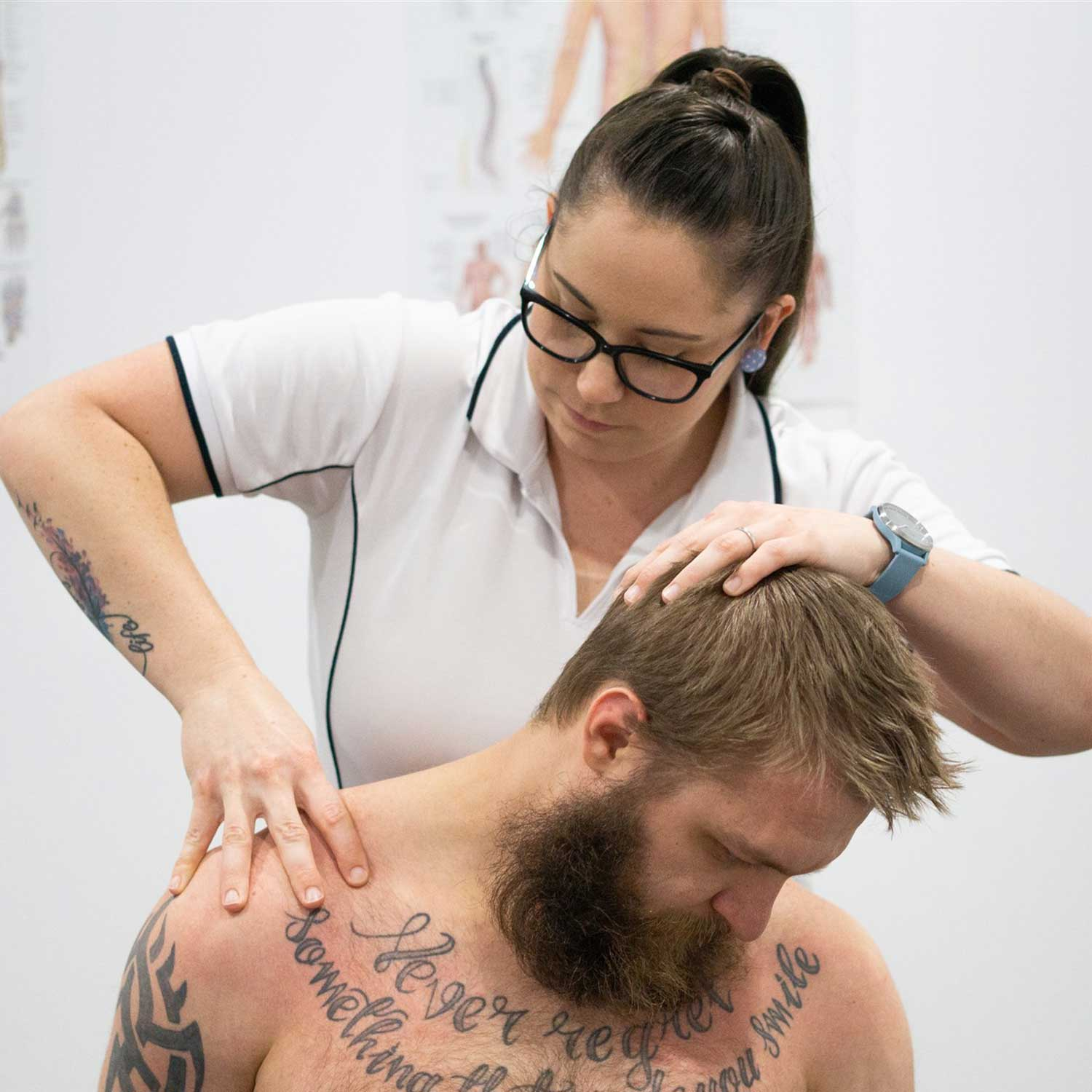 Invigorate Health and Performance, Physiotherapy Clinic